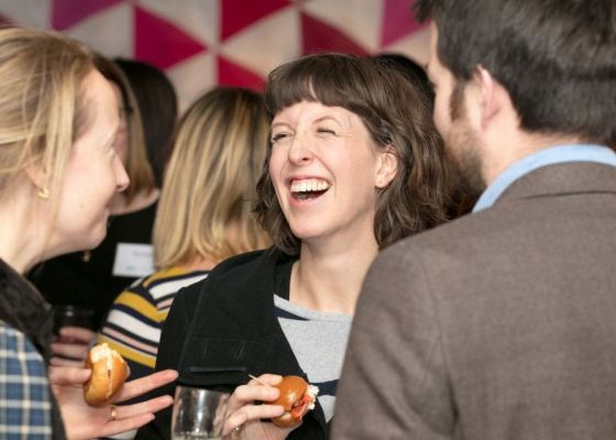 International Women's Day: Networking and lunch with Sally Jones