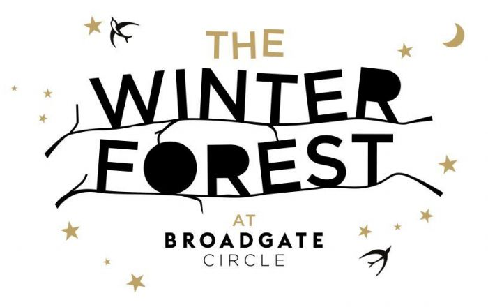 The Winter Forest at Broadgate Circle is here