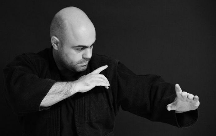 Learn self-defence at The Space   3FA