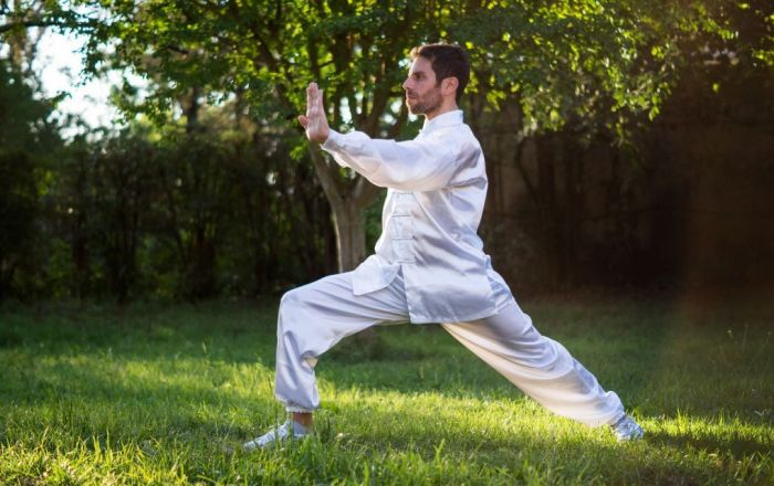 Qigong lunchtime classes at The Space   3FA