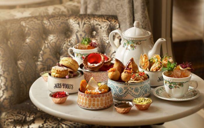 Mrs Fogg's Tipsy Tiffin Tea