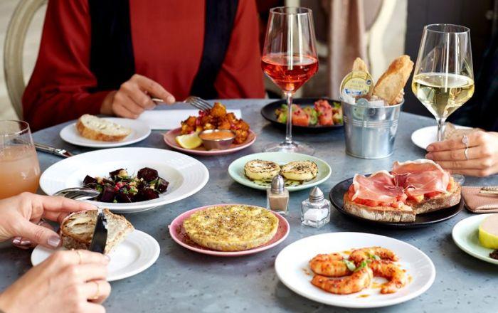 Get seasonal with Aubaine's autumn menu