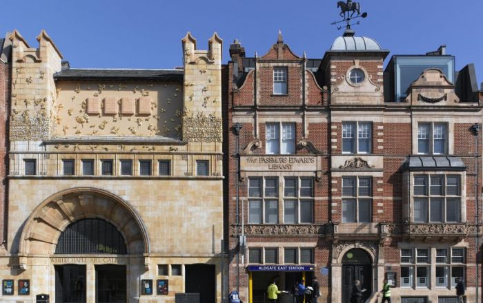 Broadgate and Whitechapel Gallery's new partnership