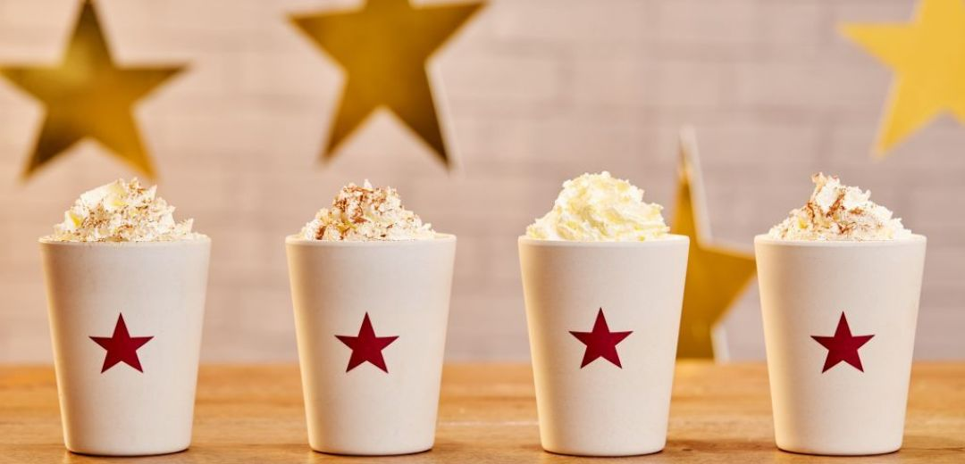 Pret's seasonal specials are back!