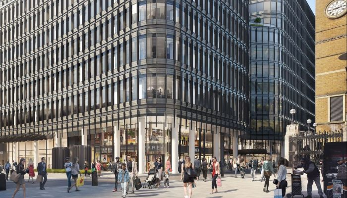 Sumitomo Mitsui Banking Corporation signs for 160,000 sq ft at Broadgate