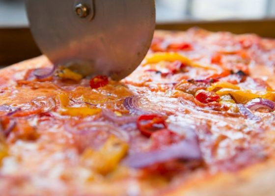 50% off salads, pizza and cakes at Gino D'Acampo - My Pasta Bar