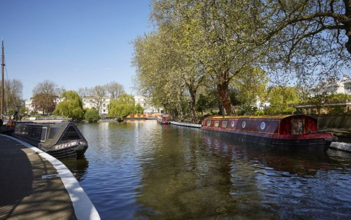 London Walks: Regent's Canal