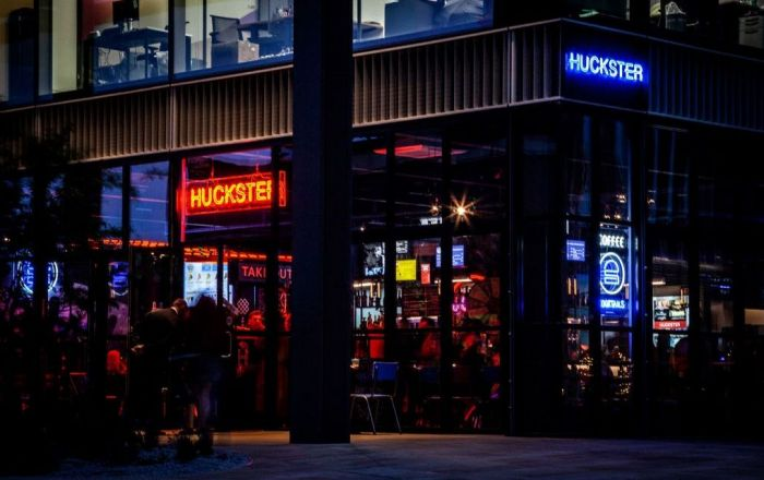 Win a Karaoke party and dinner at HUCKSTER
