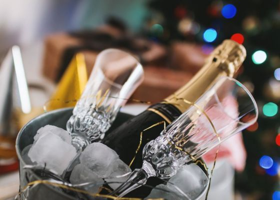 Free prosecco reception on your birthday